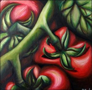 tomato-Painting