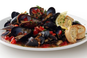 MUSSELS-PROVENCAL