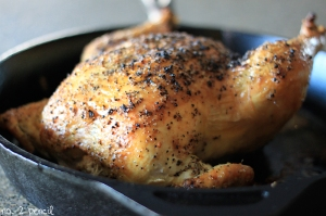 One-Hour-Roasted-Chicken